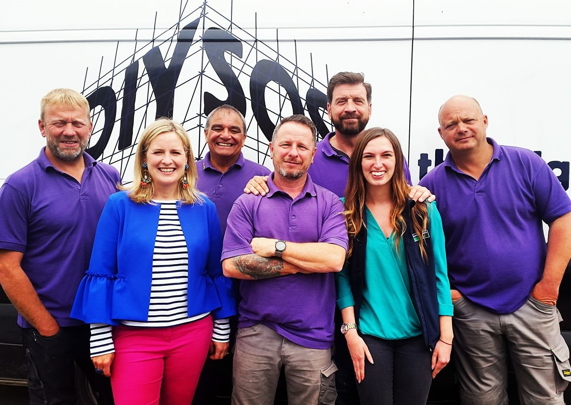 DIY SOS: The Big Build Arundel