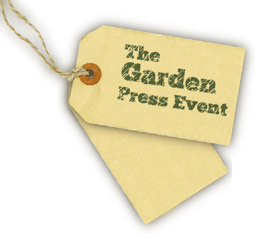 The Garden Press Event 2018