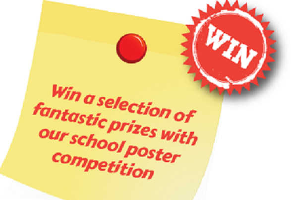 Compost poster competition for schools in West Sussex