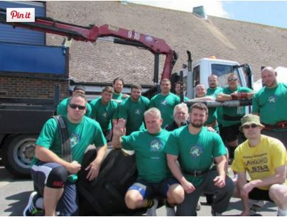 Littlehampton Strongman Competition 2015