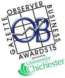 Success at Observer & Gazette Business Awards 2015