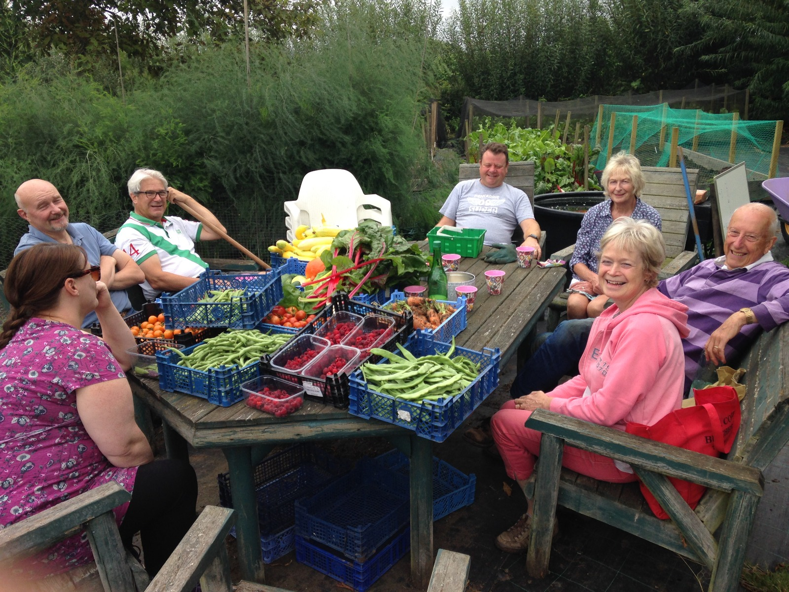 The Weedon Growers