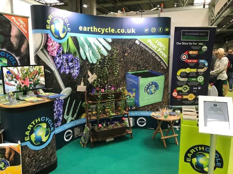 Earth Cycle at BBC Gardeners' World Live