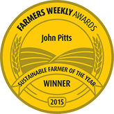 Sustainable Farmer of the Year 2015
